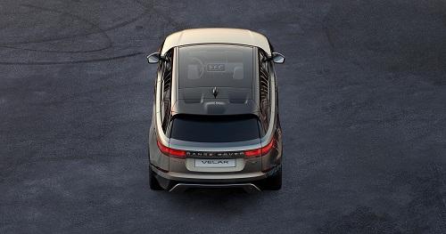 Range Rover Velar; primeros detalles del nuevo contendiente en la lucha de los SUV premium