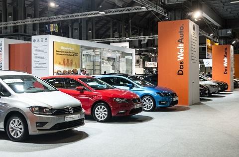 Éxito de Das Welt Auto en el Salón de Ocasión de Barcelona