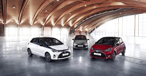 Toyota Yaris 2016, más equipado y personalizable