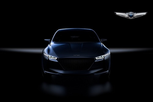 Genesis presentará en Nueva York un concept anti-tridente A4 / Clase C / Serie 3