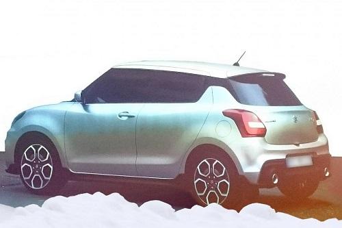 La nueva generación del Suzuki Swift se filtra durante una convención