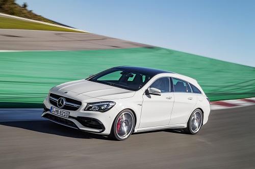 Mercedes-AMG crece. Tendrá cerca de 50 alternativas antes de fin de año, entre otras novedades
