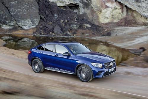 Mercedes-Benz hizo de marzo el mes con mayores ventas en toda su historia