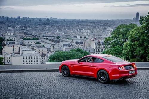 Ford Mustang, el deportivo actual más popular globalmente