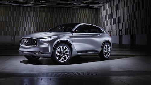 Infiniti QX Sport Inspiration, marcando futuras líneas SUV