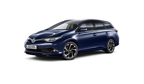 Toyota Auris 2016, leves ajustes para el compacto