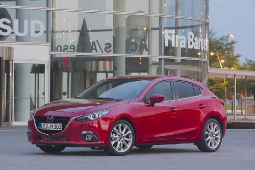 La gama Mazda 3 recibe un nuevo motor diesel de 105 CV