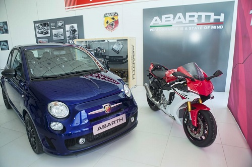 Abarth 595 Yamaha Racing Factory Racing 99 Limited Edition, solo 18 unidades