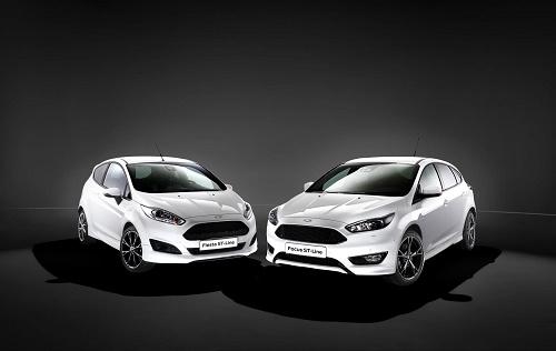 Ford Fiesta ST-Line y Focus ST-Line, acercando la deportividad al gran público