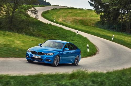 BMW Serie 3 GT 2016, mínimos cambios estéticos y más variedad mecánica