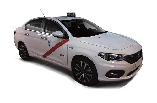 El nuevo Fiat Tipo ya está homologado como taxi en Madrid. ¡Temblad SEAT Toledo y Skoda Rapid!