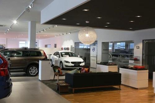 Automóviles Bazago, concesionario oficial Volvo en Salamanca, estrena instalaciones