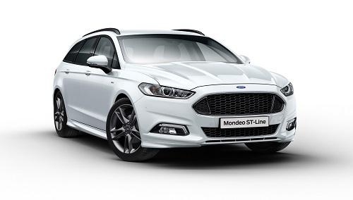 Ford Mondeo ST-Line, la línea deportiva se estrena en Goodwood