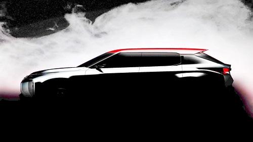 Mitsubishi Ground Tourer, el nuevo concept SUV que veremos en París