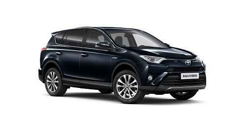 Gama Toyota Rav4 2017, ya disponible en España con más equipamiento