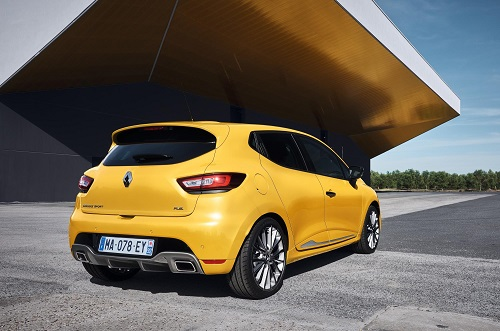 Renault Clio RS 2016, el restyling llega al picante Clio