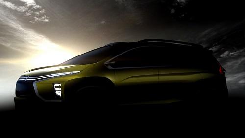 Mitusbishi MPV Concept, un nuevo ensayo con cierto parecido al eX Concept