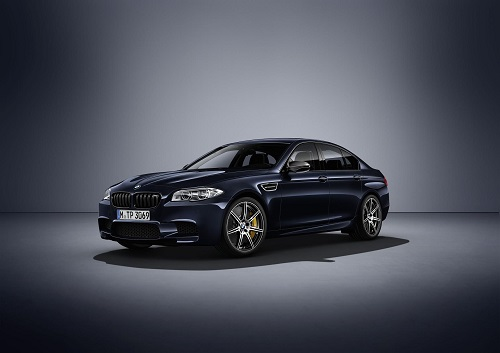 BMW M5 Competition Edition: lo m醲imo