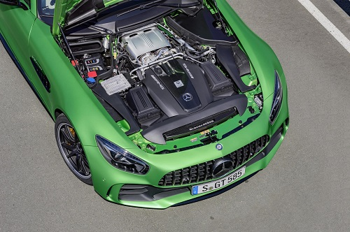 La última locura AMG: Mercedes estaría trabajando en un hiperdeportivo de más de 1.000 CV