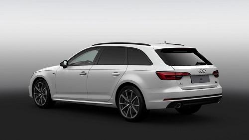 Audi estrena la nueva edición transversal Black Line Edition