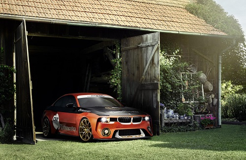 BMW 2002 Hommage: ¡viva el turbo!