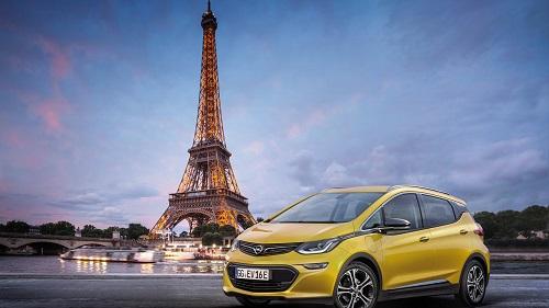 Opel Ampera-e, una electrizante novedad que nos espera en París