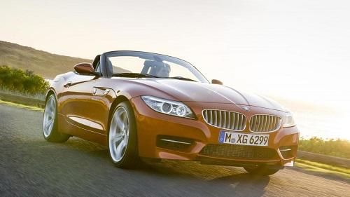 Adiós BMW Z4, adiós.