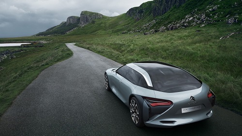 Citroën Cxperience Concept, el futuro del lujo galo es híbrido y enchufable