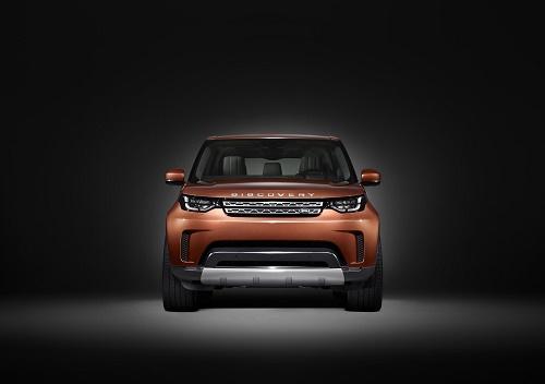 Nuevo Land Rover Discovery, un breve adelanto oficial previo a su debut en París