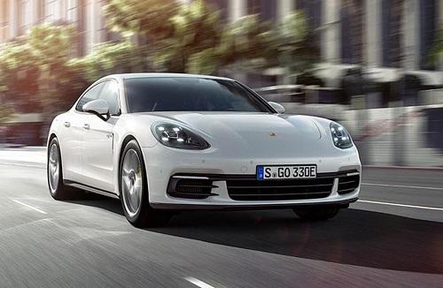 Nuevo Porsche Panamera 4 E-Hybrid, hasta 50 km de autonomía eléctrica