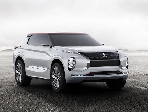 Mitsubishi GT-PHEV Concept, el principio de una nueva era SUV