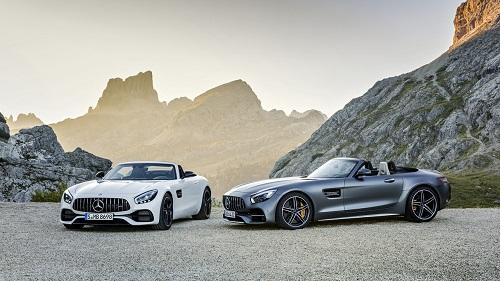 Mercedes-AMG GT Roadster, pura emoción a cielo abierto