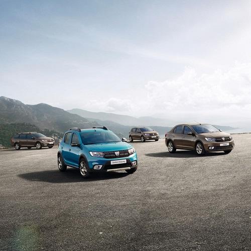 Los Dacia Logan y Sandero mostrarán en París una ligera actualización