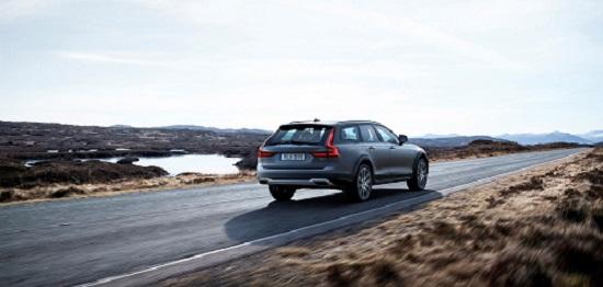 Volvo V90 Cross Country, nuevo miembro de la familia