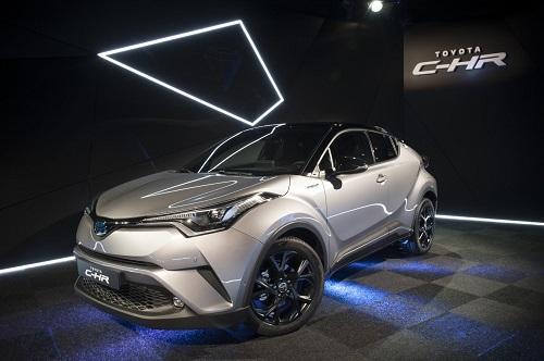 Toyota C-HR Launch Edition, una apetitiosa edición de lanzamiento para el crossover híbrido