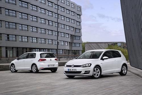 Volkswagen, líder del mercado de turismos en septiembre