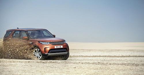Land Rover Discovery, estrenada en París la nueva generación
