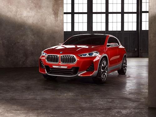 BMW X2 Concept; ¿nuevo SUV coupé a la vista?