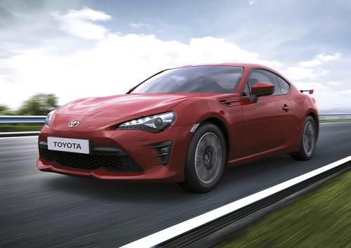 Toyota GT86 2017, la renovación del emocionante coupé llega a España