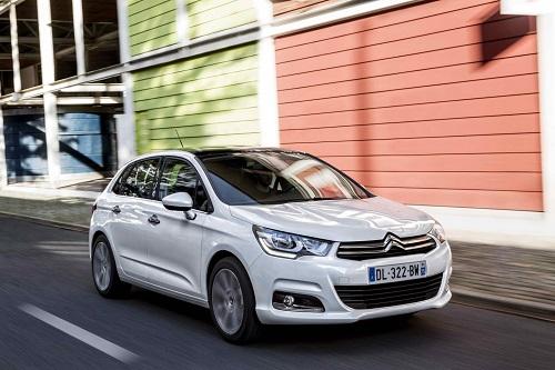 Puesta al día para la gama Citroën C4