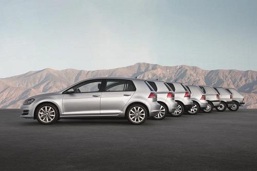 El nuevo Volkswagen Golf está muy cerca, el mes que viene conoceremos su actualización