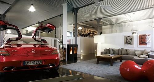 ¿Hasta dónde llegarías por tener tu coche como estrella principal en tu salón?. Te mostramos hasta 8 opciones