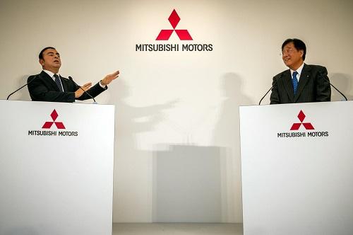 Mitsubishi entra de lleno en la alianza Renault-Nissan