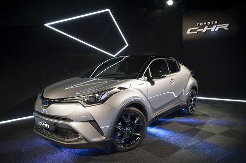 ¡Volaron!. Toyota vende en un mes las 200 unidades de su C-HR Launch Edition