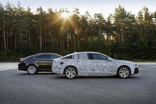 Opel Insignia Grand Sport, más cerca de la nueva generación del Insignia