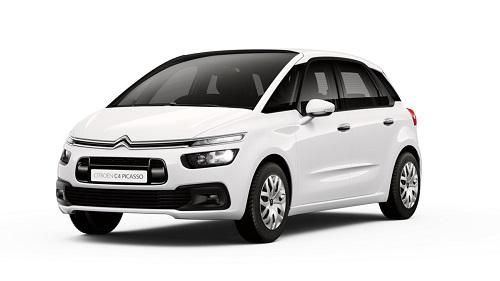 Nueva serie especial First para el Citroën C4 Picasso
