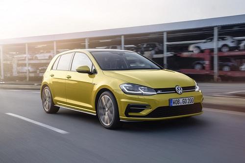 Volkswagen Golf 2017, la esperada actualización del legendario compacto