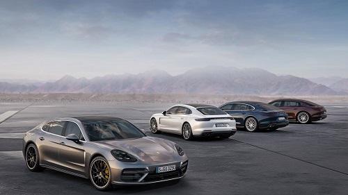 Porsche Panamera Executive, llega la carrocería de batalla larga