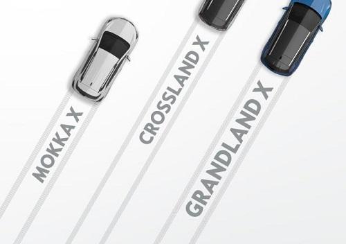 Opel Grandland X, el nuevo SUV compacto alemán