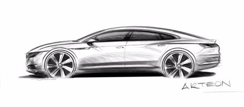 Volkswagen Arteon, el relevo del CC estará listo en 2017